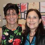 Temple Shaaray Tefila Honors Lisa Roberts and Barbara Merson