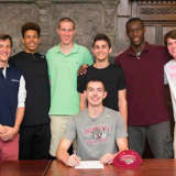 Vahalla Student Commits To Play Basketball At Lafayette College