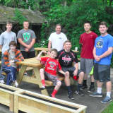 Eagle Scout Project Makes Improvements At Monroe Historical Society