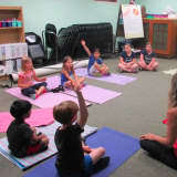 Children Calm Minds, Build Strength With Yoga At East Rutherford Library