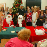 Wayne Rotary Club Celebrates 'Christmas In July'