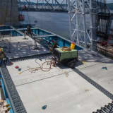 Work On New Tappan Zee Bridge Main Span Underway