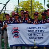 Palisades Park, Leonia Youth Baseball Team Advances to Section 2 Tournament