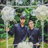 Designer Christian Siriano Gets Married At Danbury Summer Home
