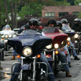 Mount Kisco Lions Club Charity Motorcycle Ride Benefits Guiding Eyes