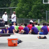 NBA Legend 'Tiny' Archibald Dazzles Campers In White Plains