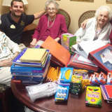 Mahwah Senior Facility Collects School Supplies Paterson Students