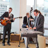 Jazz Trio Offers Its Take On 'Great American Songbook' At Fort Lee Library