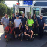 It's A Boy! Spring Valley FD Sweeps Into Action For Special Delivery