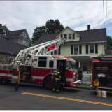 Greenwich Firefighters Knock Down Blaze In Home