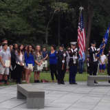 PHOTOS: Closter Continues Annual 9/11 Observance At Remembrance Park