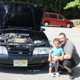 PHOTOS: Tenafly Car Show Revvs Up For Childhood Cancer Research