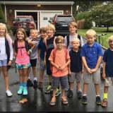 Darien Kids Excited To Begin New School Year