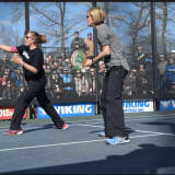Watch Stamford Pro Play at Grand Prix Platform Tennis Tournament