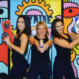 Cycle With Sweaty Betty, 'Charlie's Angels' At JoyRide Studio In Darien