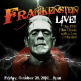 Live Orchestra To Accompany 'Frankenstein' Showing In Nyack