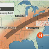 Potentially Record-Breaking Heat Expected In Bridgeport
