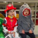 Darien Y Welcomes Community For Halloween Monster Bash