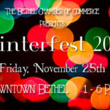 Get Into The Holiday Spirit At Bethel's Annual Winterfest