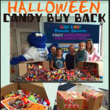 Norwalk Dentist Sends 300 Pounds Of Halloween Candy To U.S. Troops