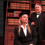 Westport Actresses Cast In Agatha Christie's 'Witness For A Prosecution'