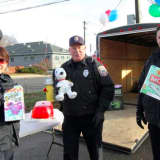 Westport Police Play Santa This Holiday Season