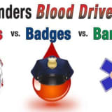 Blood Donors Support Their Favorite Heroes At White Plains Hospital