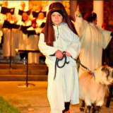 Get Into The Christmas Spirit With Ridgefield's 'Living Nativity'