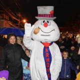 Snowman Plans To 'Run, Have Fun' At Annual Frosty Day In Armonk