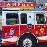 Stamford Firefighters Forced To Break Into Auto Body Shop To Attack Blaze