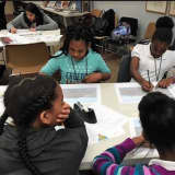 Bridgeport Art Students Design A New Westport Library In Docent Program