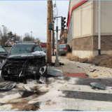 Stratford Police: Two Injured In Collision Of Cruiser, Honda