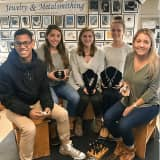 Beyond Bling: Five Barlow Students Win Gold For Handcrafted Jewelry