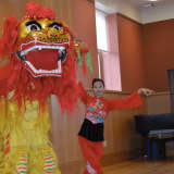 Darien Kids Enjoy Lion Dance To Ring In The Chinese New Year With A Roar