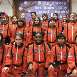 Columbus Magnet Students Reach For The Stars In Norwalk Astronaut Program