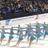 New Canaan Girls Help Synchronized Skating Team Dominate Nationals