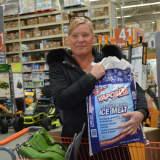 Salt, Shovels, Generators: Get 'Em While They Last At Danbury's Home Depot
