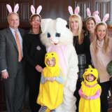 New Canaan Easter Egg Hunt Helps Out Children's Charities