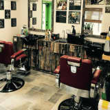 Enjoy A Trim, A Shave Or A Cocktail At New Greenwich Barbershop