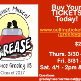 Greeley Seniors Present 'Grease' For Musical