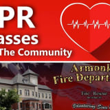 Armonk Fire Department Offering CPR Classes
