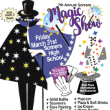 Somers SEPTA Holding 7th-Annual Magic Show Fundraiser