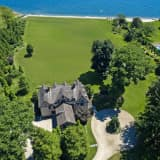 Personal Beach Included With This $28 Million Westport Mansion