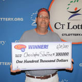 Cos Cob House Painter Has A Stroke Of Luck With $100,000 Lottery Win