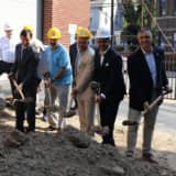 Groundbreaking Held For New Hotel Coming To New Rochelle