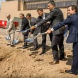 Officials Break Ground On Latest Downtown Complex In New Rochelle