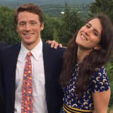 JFK's Granddaughter Marries Medical School Student From Area