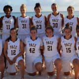 Pace Women's Basketball Heads To The Tropics For Scrimmages, Youth Clinic