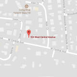 Road Closed After Gas Line Struck In Rockland