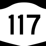 Route 117 Stretch Expected To Be Closed For Hours
